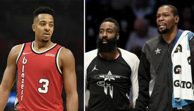 NBA – Trader James Harden aux Nets ? La solution radicale de C.J. McCollum