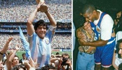 NBA – Doncic, Batum… : les joueurs dépités par le décès de Diego Maradona