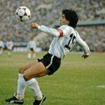NBA – Diego Maradona : « Il est mon idole, je veux le rencontrer »
