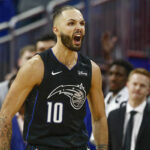 NBA – Une franchise surprise de l'Est se positionne sur Evan Fournier !