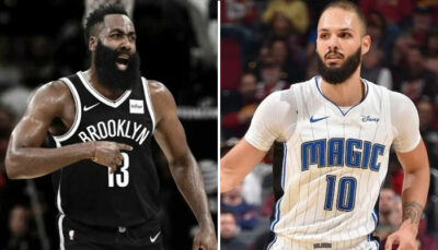 NBA – L'amusante réaction d'Evan Fournier après le trade de James Harden