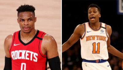 NBA – L'avenir de Russell Westbrook et Frank Ntilikina lié ?