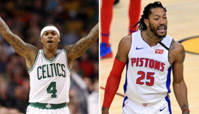 NBA – Isaiah Thomas tacle ESPN en prenant la défense de Derrick Rose