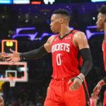 NBA – Un joueur des Rockets réagit au chaos Harden/Westbrook
