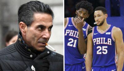 NBA – L'encombrant criminel surpuissant fan des Sixers
