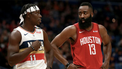 NBA – Le trade de Jrue Holiday, sale nouvelle pour… James Harden
