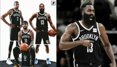 NBA – Un starter des Nets admet sa déception suite au trade de Harden