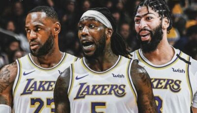 NBA – Montrezl Harrell s'enflamme en parlant de lui et LeBron James
