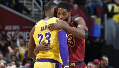 NBA – Tristan Thompson snobe les Lakers et signe à l'Est !
