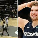 Lega/NBA – Teodosic sort la passe de l'année, Luka Doncic réagit !