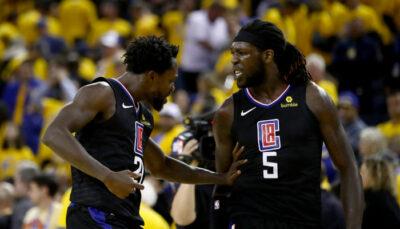 NBA – Beverley furieux après la trahison de Harrell qui signe aux Lakers