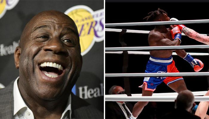 Magic Johnson enflamme les réseaux avec un tweet hilarant sur Nate Robinson NBA