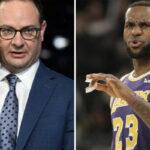 NBA – Woj dans la sauce après la révélation de documents gênants