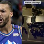 NBA – Choqués, Gobert et Fournier s'emportent après l'agression de Michel à Paris !