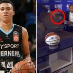NBA – Le geste très polémique du père de RJ Hampton en direct à la télé