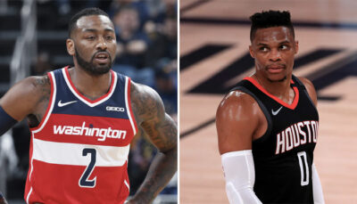 NBA – Un trade Westbrook/Wall ? Le GM des Wizards réagit