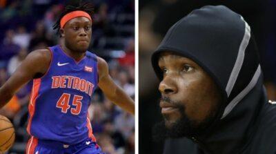 NBA – Aux côtés de Sekou Doumbouya, Kevin Durant ridiculisé pour sa coupe