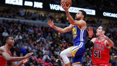 NBA – Discussions engagées entre Warriors et Bulls !