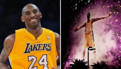 NBA – L'incroyable terrain hommage à Kobe dans 2K21