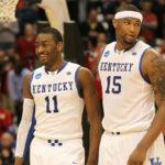 NBA – L'anecdote très olé-olé sur Wall et Cousins à la fac