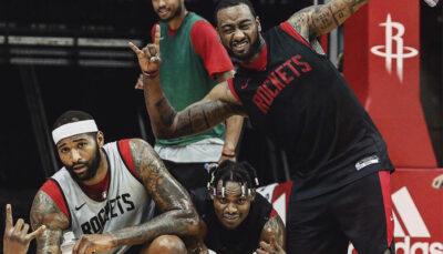 NBA – Le 5 majeur probable des Rockets cette saison