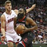 NBA – Le trade à 6 joueurs qui permettrait au Heat d'attirer Harden