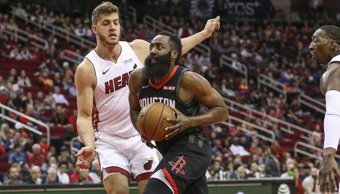 James Harden pourrait rejoindre le Heat dans les prochaines semaines NBA