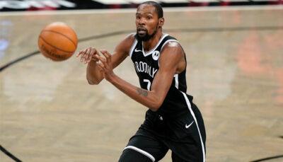 NBA – Kevin Durant met déjà la pression sur un coéquipier