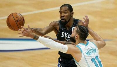NBA – Kevin Durant pointe le domaine où il a été inacceptable cette nuit