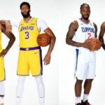 NBA – Le duo fou entre une star des Lakers et une des Clippers qui a failli voir le jour