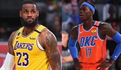 NBA – Frank Vogel lâche un indice sur le cinq des Lakers