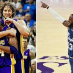 NBA – La magnifique story Instagram de LeBron, en hommage à Kobe et Pau Gasol