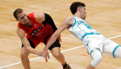 NBA – Le rookie méconnu des Raptors qui détruit LaMelo Ball en présaison