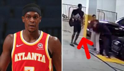 NBA – La vidéo de l'altercation de Rondo révélée… la vérité éclate !