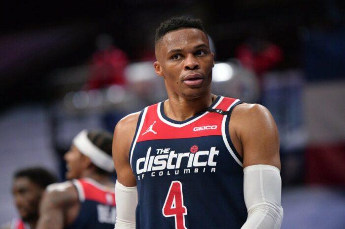 Russell Westbrook inquiet après le début cata des Wizards en NBA