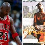 NBA – Quand Michael Jordan se faisait salement tacler par Tupac
