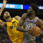 NBA – Joel Embiid atomise Rudy Gobert et se moque après le match !