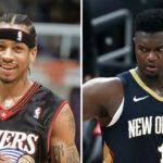 NBA – Pour son grand retour, Zion fait du jamais vu depuis… Allen Iverson !