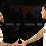 NBA – La phrase sans équivoque de Davis sur Kuzma