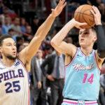 NBA – « Tyler Herro et Ben Simmons, voilà la clé du trade de James Harden ! »