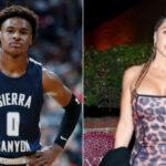 NBA/HS – Bronny James débarque sur un post insta de… Larsa Pippen, 30 ans son ainée