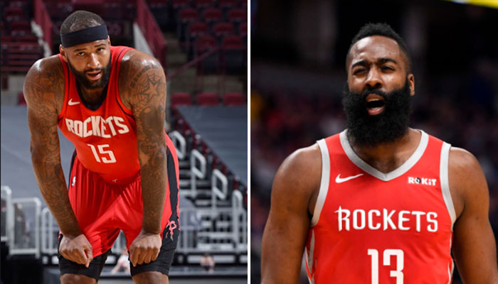 Le subtil message de DeMarcus Cousins pour James Harden NBA