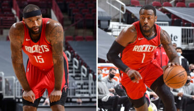 NBA – John Wall et DeMarcus Cousins régalent pour leur grand retour !