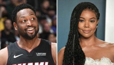 NBA – Gabrielle Union affole avec une photo « hot », D-Wade réagit !