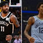 NBA – Irving et Morant moqués par un joueur aux stats risibles !