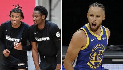 NBA – Les 2 giga-prospects qui pourraient atterrir aux Warriors en 2021