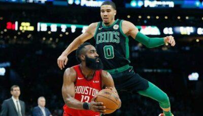 NBA – La très grosse demande des Rockets à Boston pour Harden