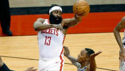NBA – Le dossier James Harden prend un tournant, une autre star inclus dans le deal ?