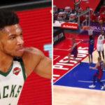 NBA – Le rookie des Warriors sort un move fou à la Giannis !