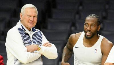 NBA – Des propos incendiaires de Jerry West sur les Lakers révélés